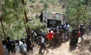 Τραγωδία στην Γουατεμάλα: Λεωφορείο έπεσε σε φαράγγι - Τουλάχιστον 19 νεκροί