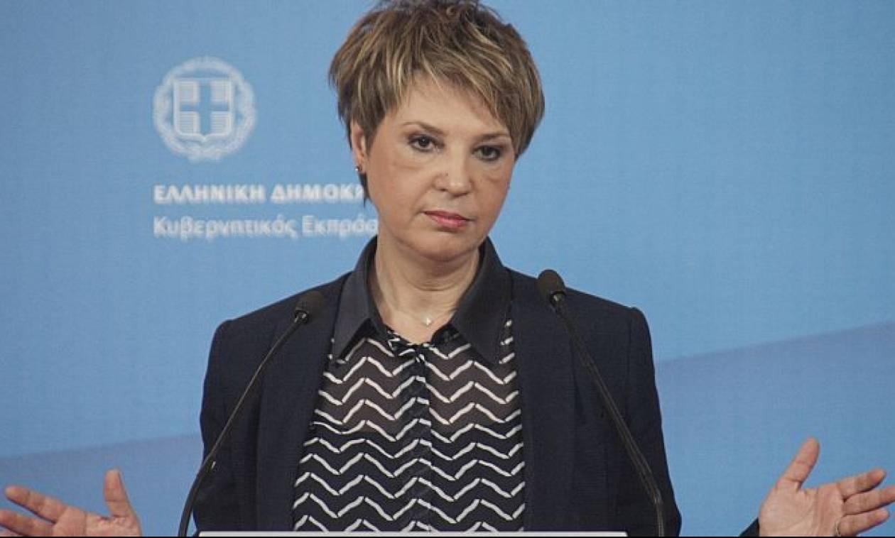 Γεροβασίλη: Έχουν τεθεί οι βάσεις για συμφωνία
