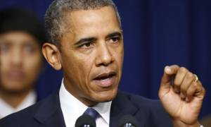 Ομπάμα: Επικίνδυνο αν οι τρελοί τρομοκράτες αποκτήσουν πυρηνικά