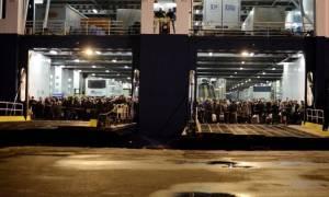 Συναγερμός τα μεσάνυχτα στο λιμάνι του Πειραιά μετά από τηλεφώνημα για βόμβα!