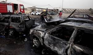 Ιράκ: Δεκάδες νεκροί σε επιθέσεις αυτοκτονίας του Ισλαμικού Κράτους