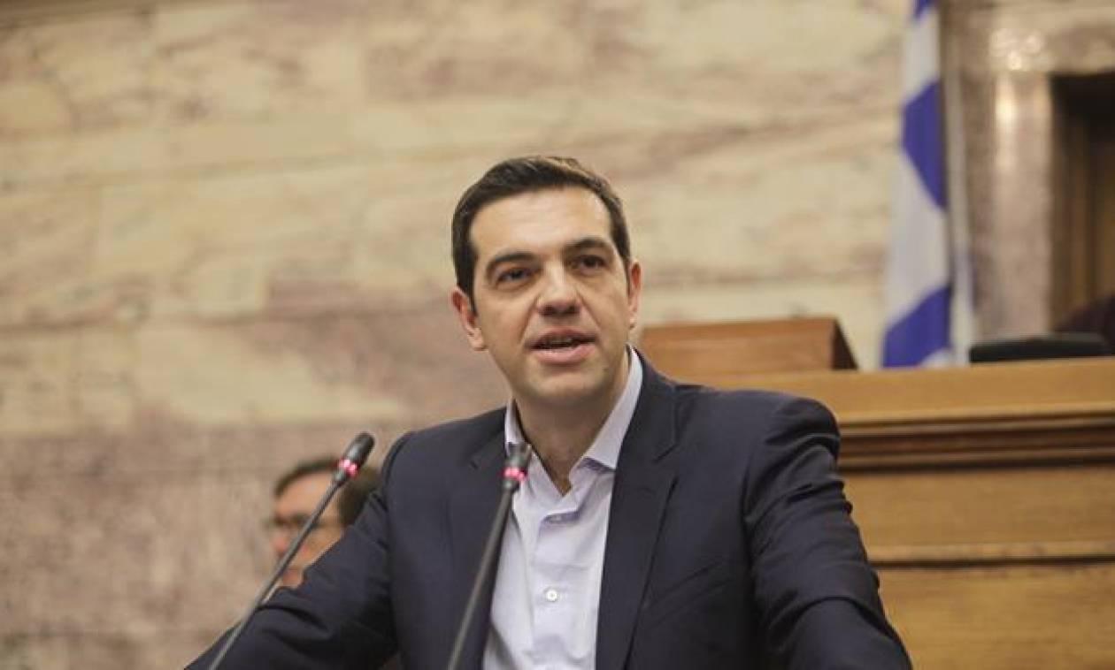LIVE: Η ομιλία του Αλέξη Τσίπρα στην ΚΟ του ΣΥΡΙΖΑ