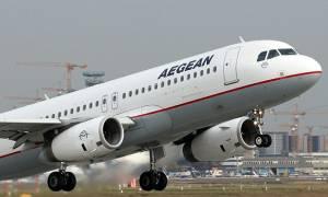 Ακυρώσεις και τροποποιήσεις πτήσεων AEGEAN και Olympic Air λόγω απεργίας