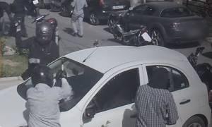 Συνελήφθησαν μέλη του «Ρουβίκωνα» για την επίθεση στην εφημερίδα Πρώτο Θέμα