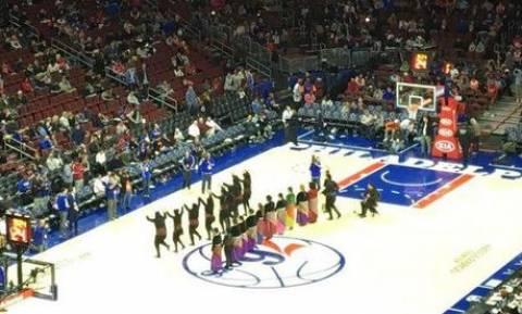Το NBA ξεσηκώθηκε με τους ποντιακούς ρυθμούς (video)