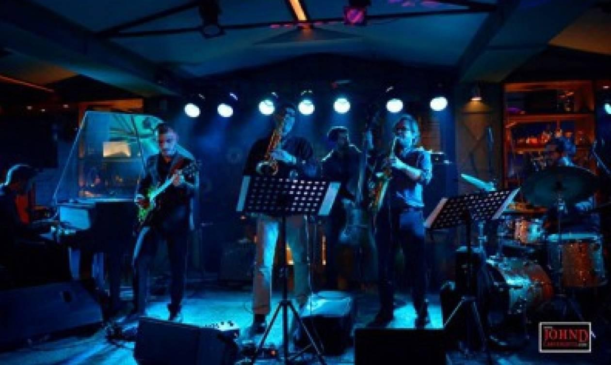 Οι Next Step Quintet live στο Duende Jazz Bar