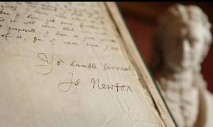 Σε χειρόγραφο του Νεύτωνα το μεγάλο μυστικό των αλχημιστών