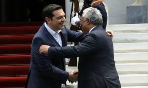 Αυτή είναι η διακήρυξη που υπέγραψαν οι πρωθυπουργοί Ελλάδας και Πορτογαλίας
