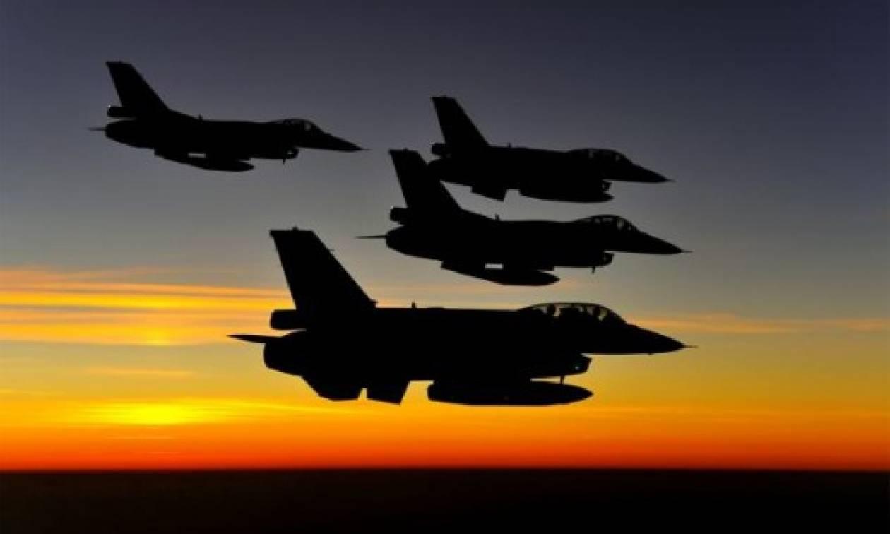 Αλωνίζουν οι Τούρκοι στο Αιγαίο: Tουρκικά αεροσκάφη πέταξαν πάνω από τη Μυτιλήνη