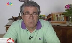 Πατέρας Φύσσα για Ρουπακιά: Αυτό το «τέρας» μου κατέστρεψε την οικογένεια (vid)