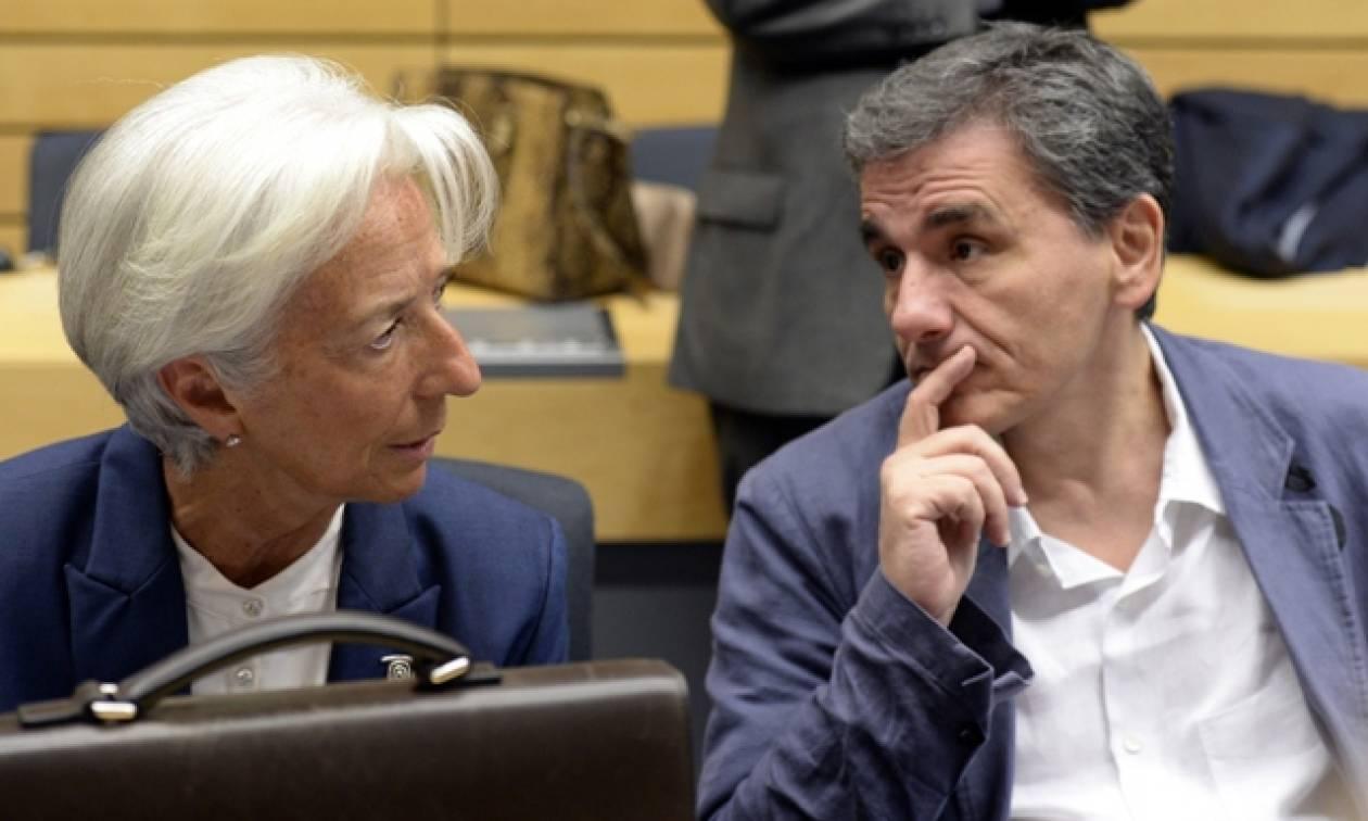 Ποια κυρίαρχη κυβέρνηση; Το ΔΝΤ προειδοποιεί να μην κατατεθούν τα δυο νομοσχέδια!