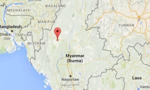 Ισχυρός σεισμός 7 Ρίχτερ ταρακούνησε την Μιανμάρ