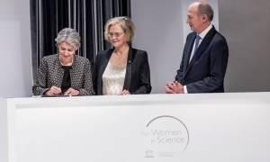 Διακήρυξη L΄oreal – Unesco για την προαγωγή του ρόλου των γυναικών στην επιστήμη