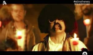 Κλάψτε από τα γέλια: H παρωδία της Ελληνοφρένειας για την διαφήμιση της Άντζελας Δημητρίου