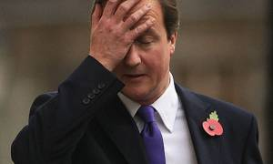 «Γκρεμίζεται» η δημοτικότητα του Ντέιβιντ Κάμερον ενόψει Brexit