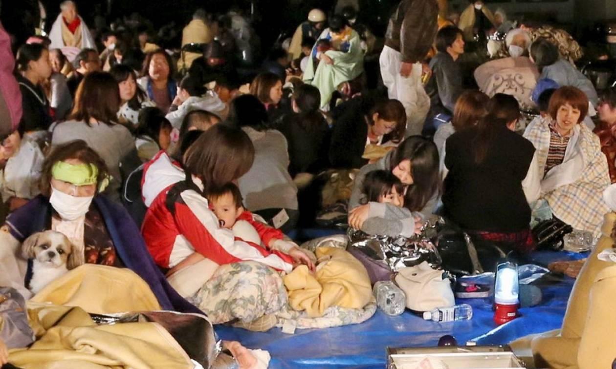 Ιαπωνία - Τουλάχιστον εννέα νεκροί από το σεισμό των 6,5 Ρίχτερ (Pics & Vids)