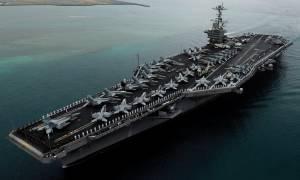 Αμερικανική πρόκληση κατά της Κίνας στη Νότια Σινική Θάλασσα (Vid)