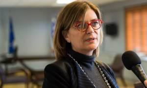 Αντωνοπούλου: Είμαστε στο πλευρό των απολυμένων της Ηλεκτρονικής