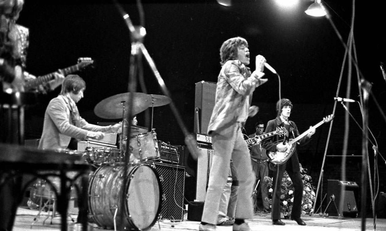 Σαν σήμερα 1967: Η πρώτη εμφάνιση των Rolling Stones στην Αθήνα που δεν τελείωσε ποτέ...