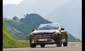 Mercedes GLA: Τo πολυτάλαντο SUV