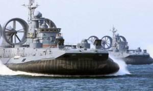 Το μεγαλύτερο στρατιωτικό χόβερκραφτ στον κόσμο έχει η Ρωσία (video)