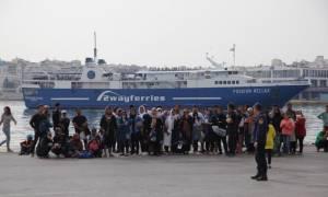 Θ. Δρίτσας: Από Τετάρτη θα συνεχιστούν οι μετακινήσεις προσφύγων στον Σκαραμαγκά