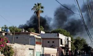 Τουρκία: Νέες επιθέσεις με ρουκέτες από τη Συρία στο Κιλίς