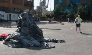Πειραιάς: Άδειασε από πρόσφυγες η πύλη Ε2 του λιμανιού