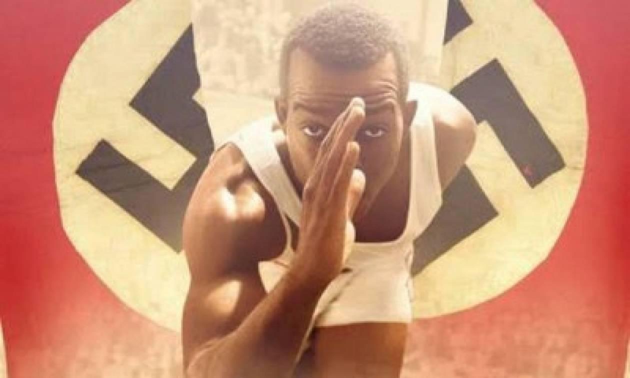 Ο Άνθρωπος που Ταπείνωσε τον Χίτλερ (Race), του Στίβεν Χόπκινς