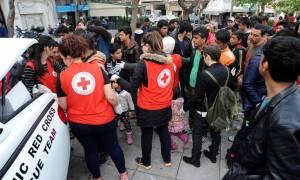 Ερυθρός Σταυρός: Έκτακτο πρόγραμμα ανθρωπιστικής βοήθειας ύψους 15 εκατ. ευρώ