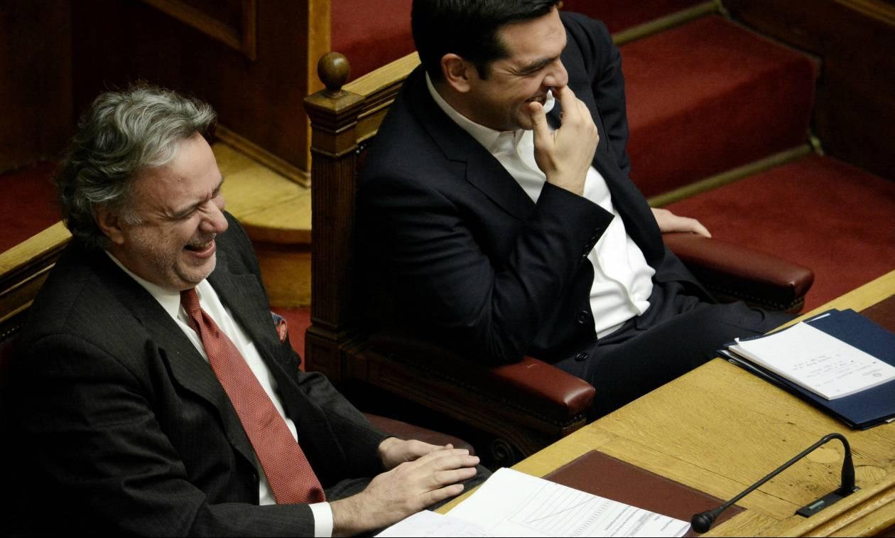 Αριστερά της... πλάκας και της πρόκλησης: Εξαιρούν τις βουλευτικές συντάξεις από το νέο ασφαλιστικό!