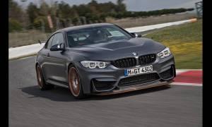 Η νέα GTS είναι η πιο hard core εκδοχή της BMW M4
