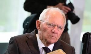 Σόιμπλε: Δεν είμαι σίγουρος ότι το ελληνικό πρόγραμμα θα πετύχει