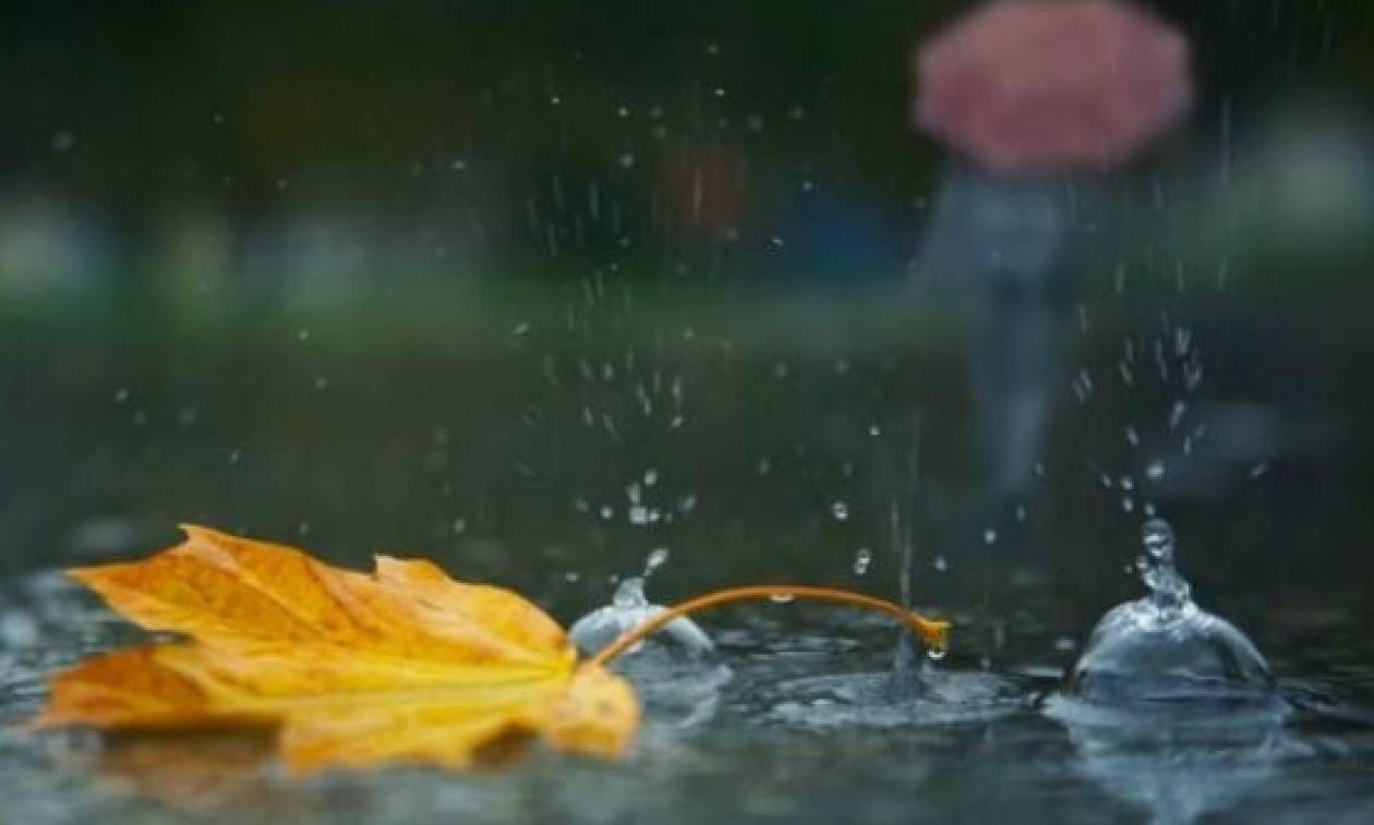 Καιρός να ξεχάσουμε τα 30άρια: Έρχονται καταιγίδες – Πού θα βρέξει τη Μεγάλη Εβδομάδα