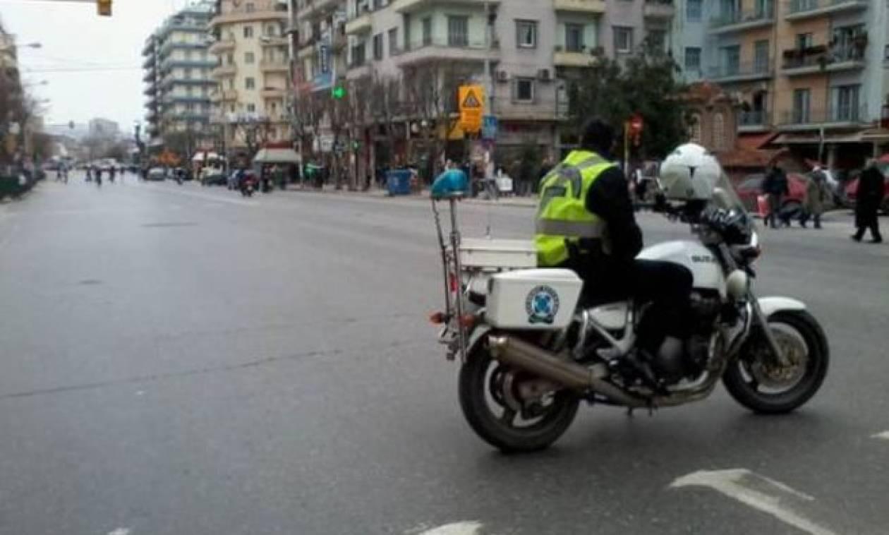 Θεσσαλονίκη: Κυκλοφοριακές ρυθμίσεις από σήμερα λόγω λαμπαδηδρομίας