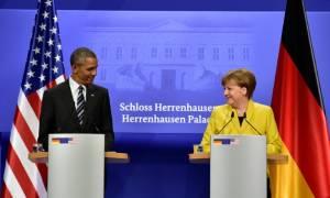 Δείτε τι ζήτησε ο Ομπάμα από τη Μέρκελ για την Ελλάδα