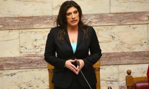 Κωνσταντοπούλου: Τα αποθεματικά της Βουλής δεν είναι για τα δόντια τους