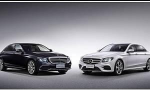 Οι Mercedes, Audi, ΒMW και Jaguar με επιμηκυμένες εκδόσεις των E, Α4, X1 και XF για την Κίνα