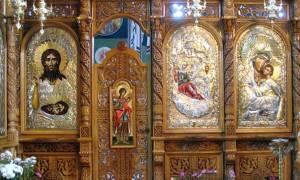 Ιερόσυλοι έκλεψαν 13 εικόνες από μονή στη Μερόπη Πωγωνίου