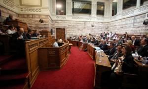 Συζήτηση του Ασφαλιστικού στην αρμόδια επιτροπή της Βουλής
