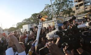 Στην Αθήνα η Ολυμπιακή φλόγα (pics)