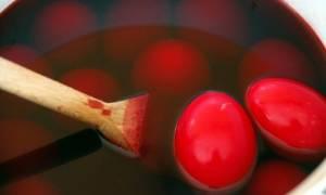 ΠΡΟΣΟΧΗ: Αποσύρεται γνωστή βαφή αυγών