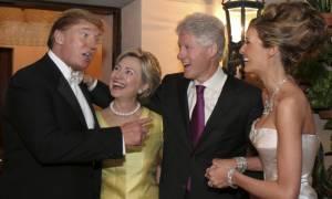 Τραμπ και Κλίντον οι κερδισμένοι των εκλογών σε πέντε βορειοανατολικές πολιτείες (Vids)