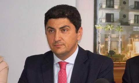 Ο Λευτέρης Αυγενάκης νέος γραμματέας της ΝΔ