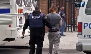 Νέα Υόρκη: Σύλληψεις 120 μελών συμμοριών σε μεγάλη επιχείρηση της Αστυνομίας (pic+vid)