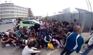 Επεισοδιακή επιχείρηση μεταφοράς μεταναστών και προσφύγων από Μυτιλήνη και Χίο στη Λέρο