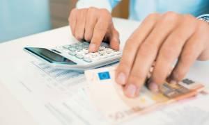 Φόρος εισοδήματος με το μήνα μετά το Πάσχα