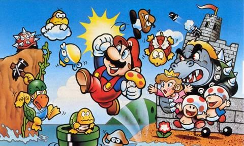 Απίστευτος! Τερματίζει το Super Mario σε λιγότερο από 5 λεπτά! (vid)