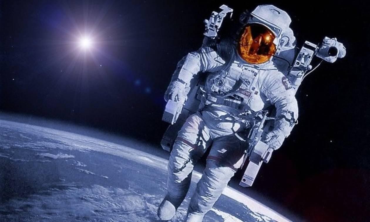 Τι θερμοκρασία έχει στο Διάστημα;