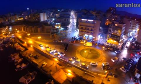 Εντυπωσιακό βίντεο: Δείτε από ψηλά το πανέμορφο Ενετικό λιμάνι του Ηρακλείου